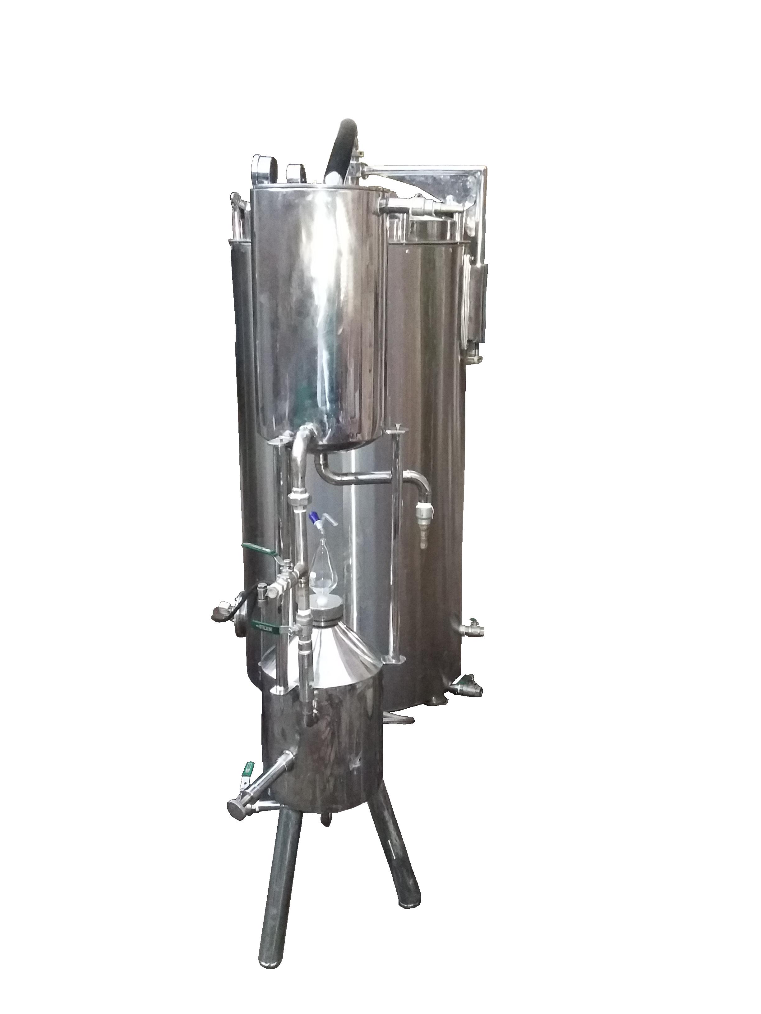 Essential Oil Steam Distilation